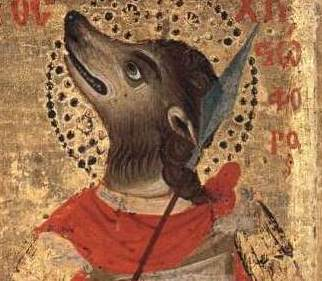The Strange Legend of St  Christopher, and Whether or Not He Had the