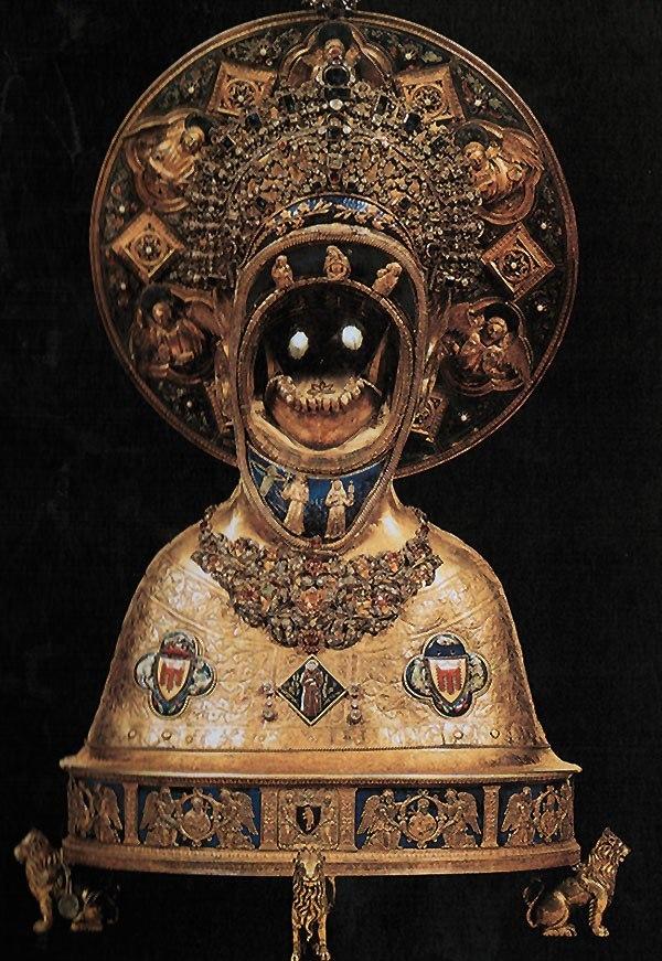 the jaw  u0026 tongue of st  anthony  u2013 weird catholic